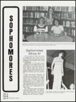 1980 Ft. Morgan High School Yearbook Page 124 & 125