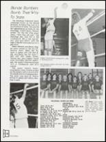 1980 Ft. Morgan High School Yearbook Page 142 & 143