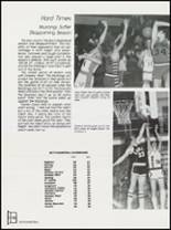 1980 Ft. Morgan High School Yearbook Page 152 & 153