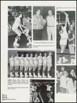 1980 Ft. Morgan High School Yearbook Page 154 & 155