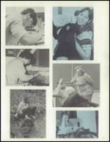 1972 Weston High School Yearbook Page 10 & 11