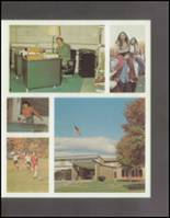 1972 Weston High School Yearbook Page 12 & 13