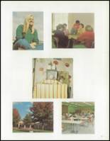 1972 Weston High School Yearbook Page 16 & 17