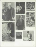1972 Weston High School Yearbook Page 20 & 21