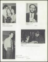1972 Weston High School Yearbook Page 24 & 25