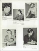 1972 Weston High School Yearbook Page 26 & 27