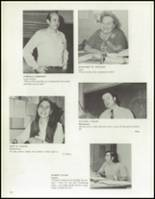 1972 Weston High School Yearbook Page 28 & 29