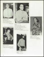 1972 Weston High School Yearbook Page 30 & 31