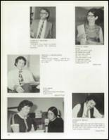 1972 Weston High School Yearbook Page 34 & 35