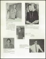1972 Weston High School Yearbook Page 36 & 37