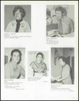 1972 Weston High School Yearbook Page 38 & 39