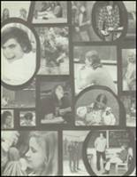1972 Weston High School Yearbook Page 42 & 43