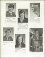 1972 Weston High School Yearbook Page 44 & 45