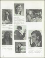 1972 Weston High School Yearbook Page 48 & 49