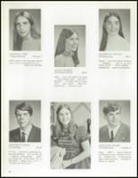 1972 Weston High School Yearbook Page 54 & 55
