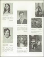 1972 Weston High School Yearbook Page 56 & 57