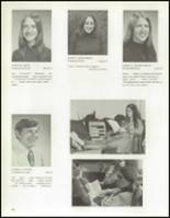 1972 Weston High School Yearbook Page 64 & 65