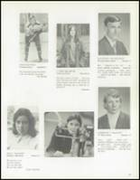 1972 Weston High School Yearbook Page 68 & 69
