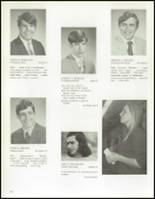 1972 Weston High School Yearbook Page 70 & 71