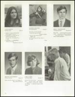1972 Weston High School Yearbook Page 76 & 77