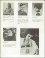 1972 Weston High School Yearbook Page 80 & 81
