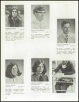 1972 Weston High School Yearbook Page 86 & 87