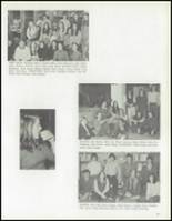 1972 Weston High School Yearbook Page 96 & 97