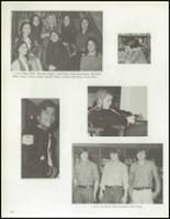 1972 Weston High School Yearbook Page 100 & 101