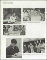 1972 Weston High School Yearbook Page 102 & 103
