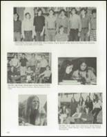 1972 Weston High School Yearbook Page 106 & 107