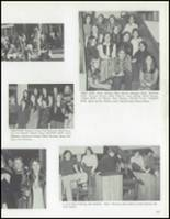 1972 Weston High School Yearbook Page 110 & 111