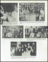 1972 Weston High School Yearbook Page 114 & 115