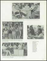 1972 Weston High School Yearbook Page 116 & 117