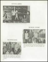1972 Weston High School Yearbook Page 122 & 123