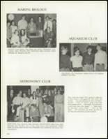 1972 Weston High School Yearbook Page 124 & 125