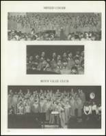 1972 Weston High School Yearbook Page 128 & 129