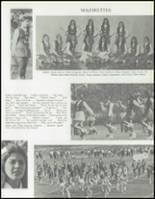 1972 Weston High School Yearbook Page 130 & 131