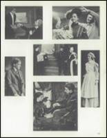 1972 Weston High School Yearbook Page 132 & 133