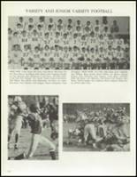 1972 Weston High School Yearbook Page 136 & 137