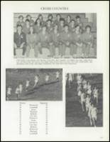 1972 Weston High School Yearbook Page 140 & 141