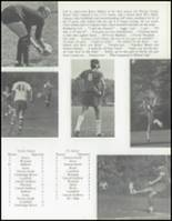 1972 Weston High School Yearbook Page 142 & 143