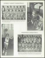 1972 Weston High School Yearbook Page 144 & 145