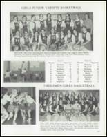 1972 Weston High School Yearbook Page 146 & 147