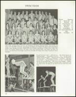 1972 Weston High School Yearbook Page 152 & 153