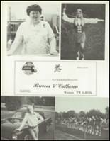 1972 Weston High School Yearbook Page 156 & 157