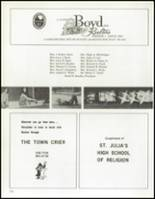 1972 Weston High School Yearbook Page 174 & 175
