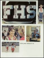 1978 Fremont High School Yearbook Page 12 & 13