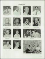 1978 Fremont High School Yearbook Page 22 & 23