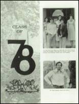 1978 Fremont High School Yearbook Page 34 & 35