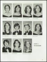 1978 Fremont High School Yearbook Page 70 & 71